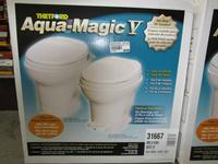 Aqua Magic V toilet
