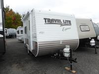 Roulotte hybride Travel Lite 14X C484-19A