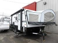 Hybrid trailer Coachmen Clipper 19TB DELUXE #7
