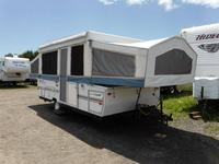 Tent trailer Forest River Rockwood 2518G 596-17A
