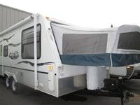 Roulotte hybride Starcraft Travel Star 19CK 201-14A